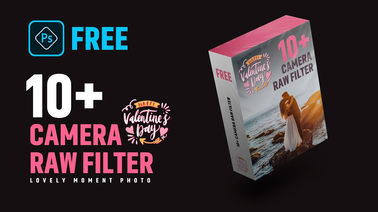 Valentine's Day Camera RAW Filter Free Preset