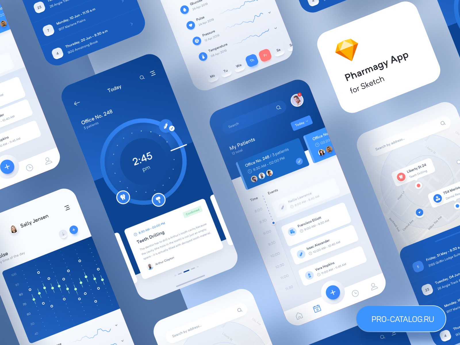 ui kit free figma sketch