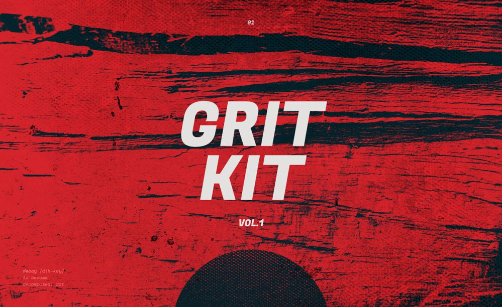 Free Grit Kit Textures