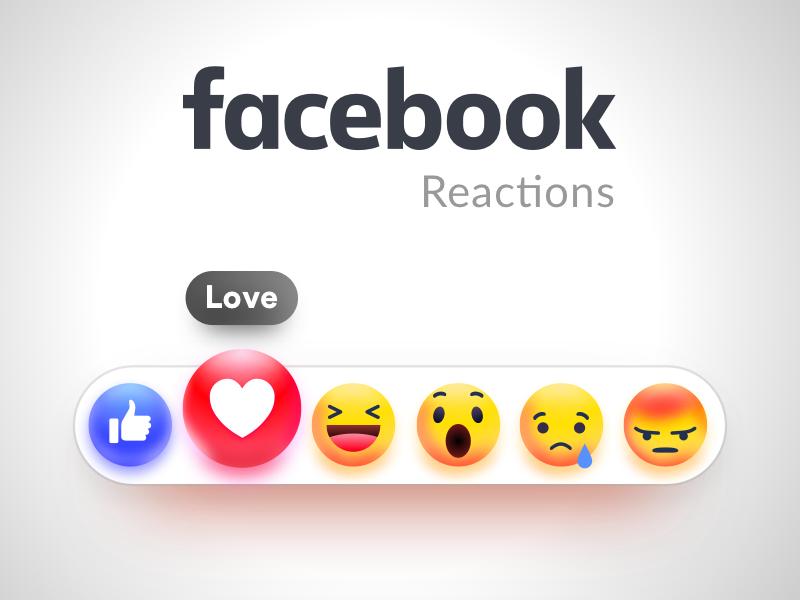 Facebook Gradient Emoji Set скачать бесплатно