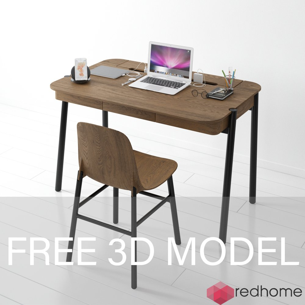 Table Model / 3d max + RedShift render
