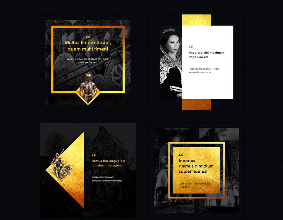 Social Media Fantasy Banners Pack psd