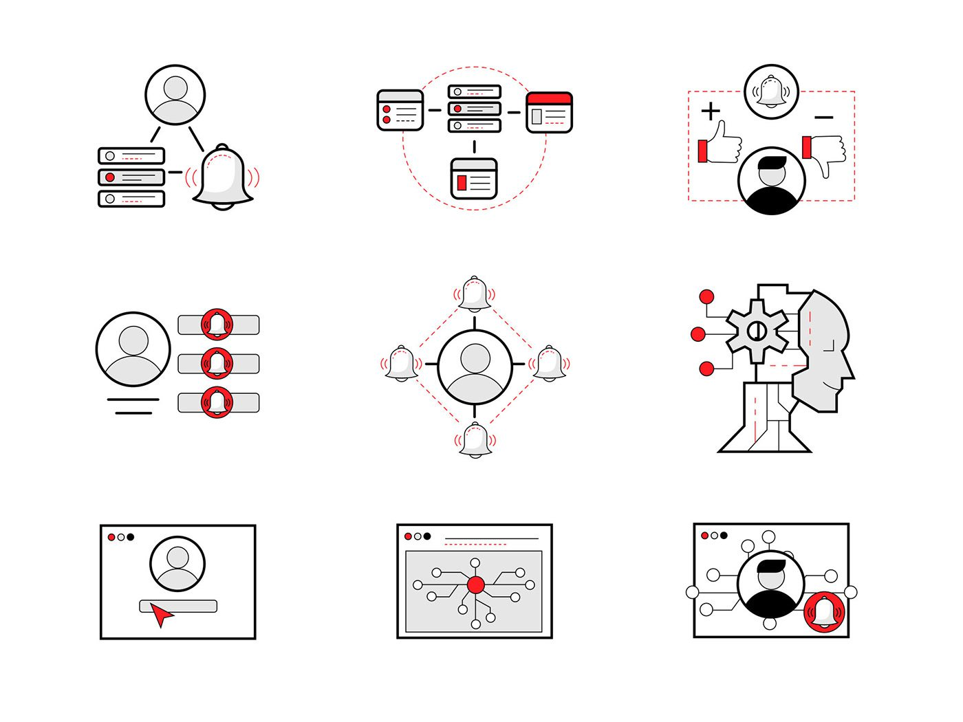 Free Business IT Icons