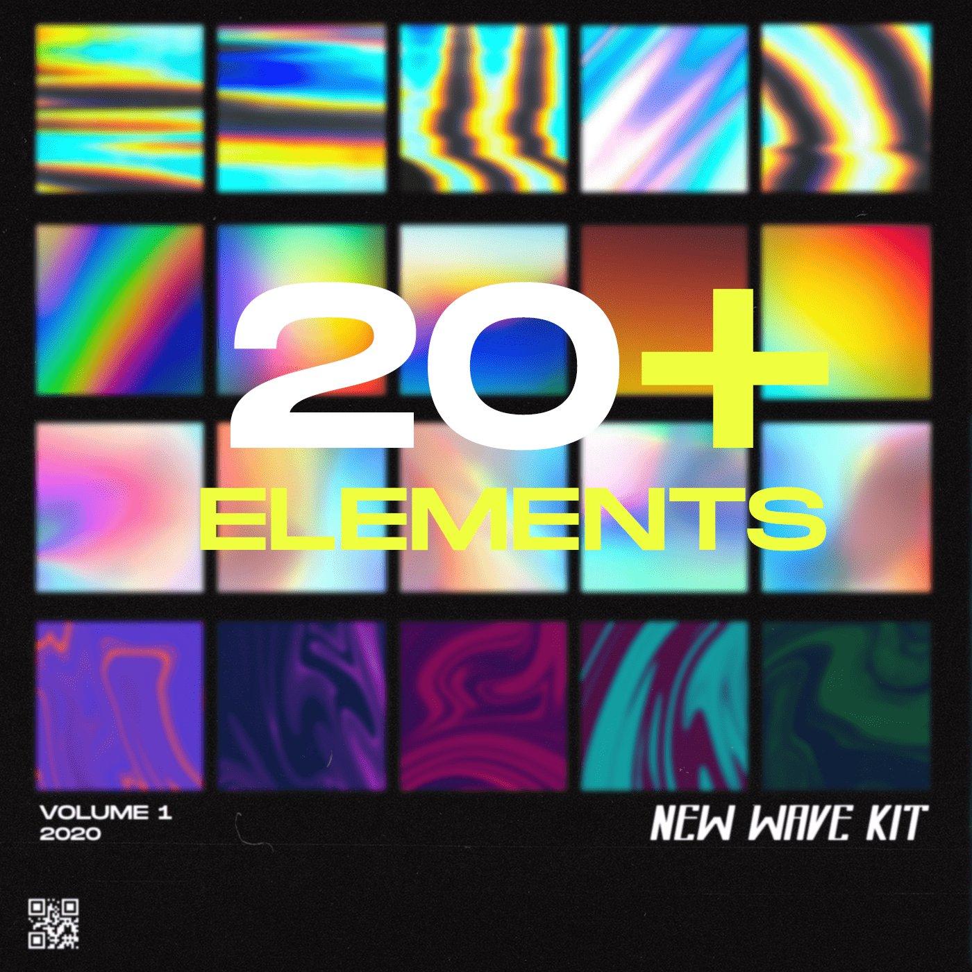 FREE New Wave KIT Vol.1 - 2020